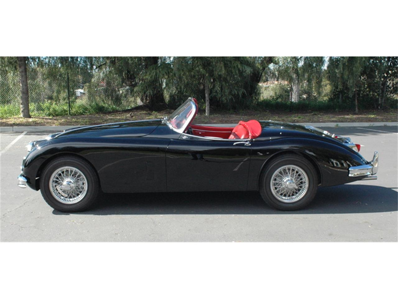 Large Picture of Classic '58 XK150 located in California - KR1G