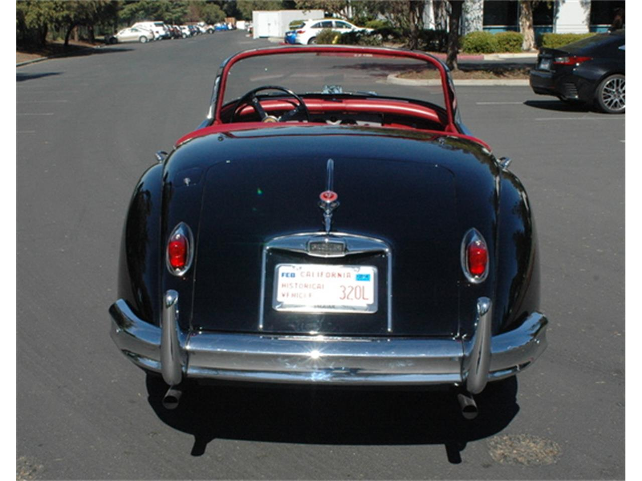 Large Picture of '58 Jaguar XK150 Offered by a Private Seller - KR1G