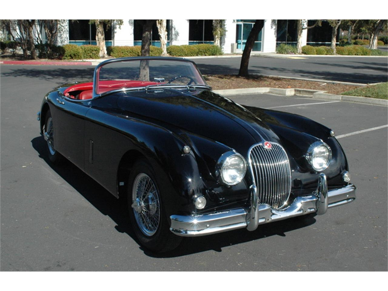 Large Picture of '58 Jaguar XK150 - $189,000.00 Offered by a Private Seller - KR1G