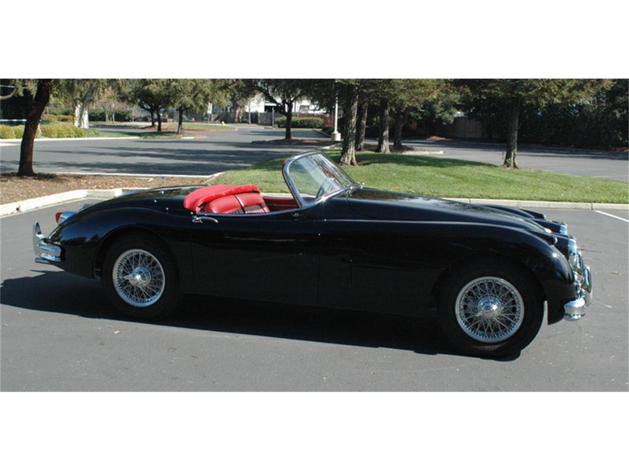 Large Picture of '58 Jaguar XK150 - $189,000.00 - KR1G