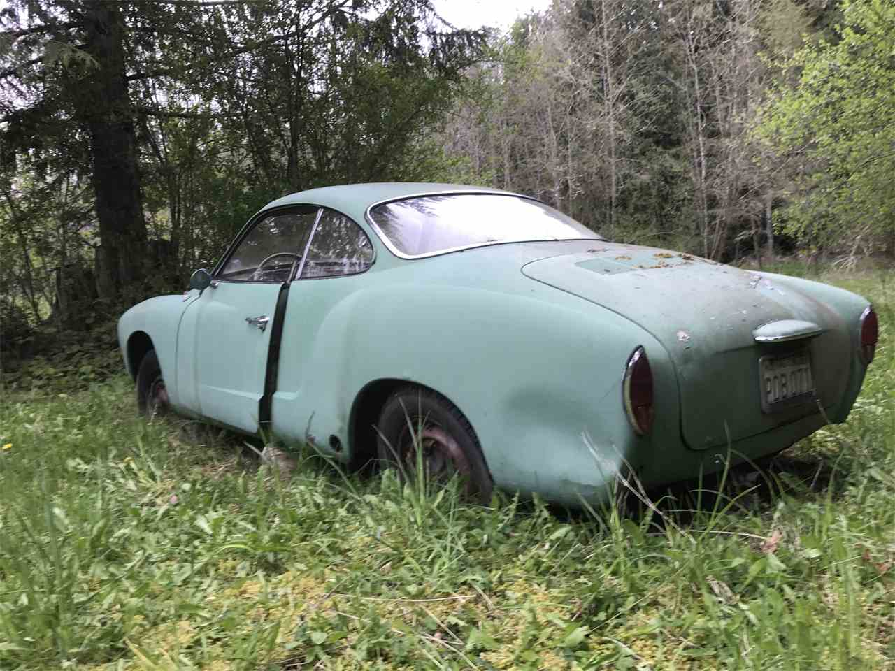 Large Picture of '62 Karmann Ghia - KR1X