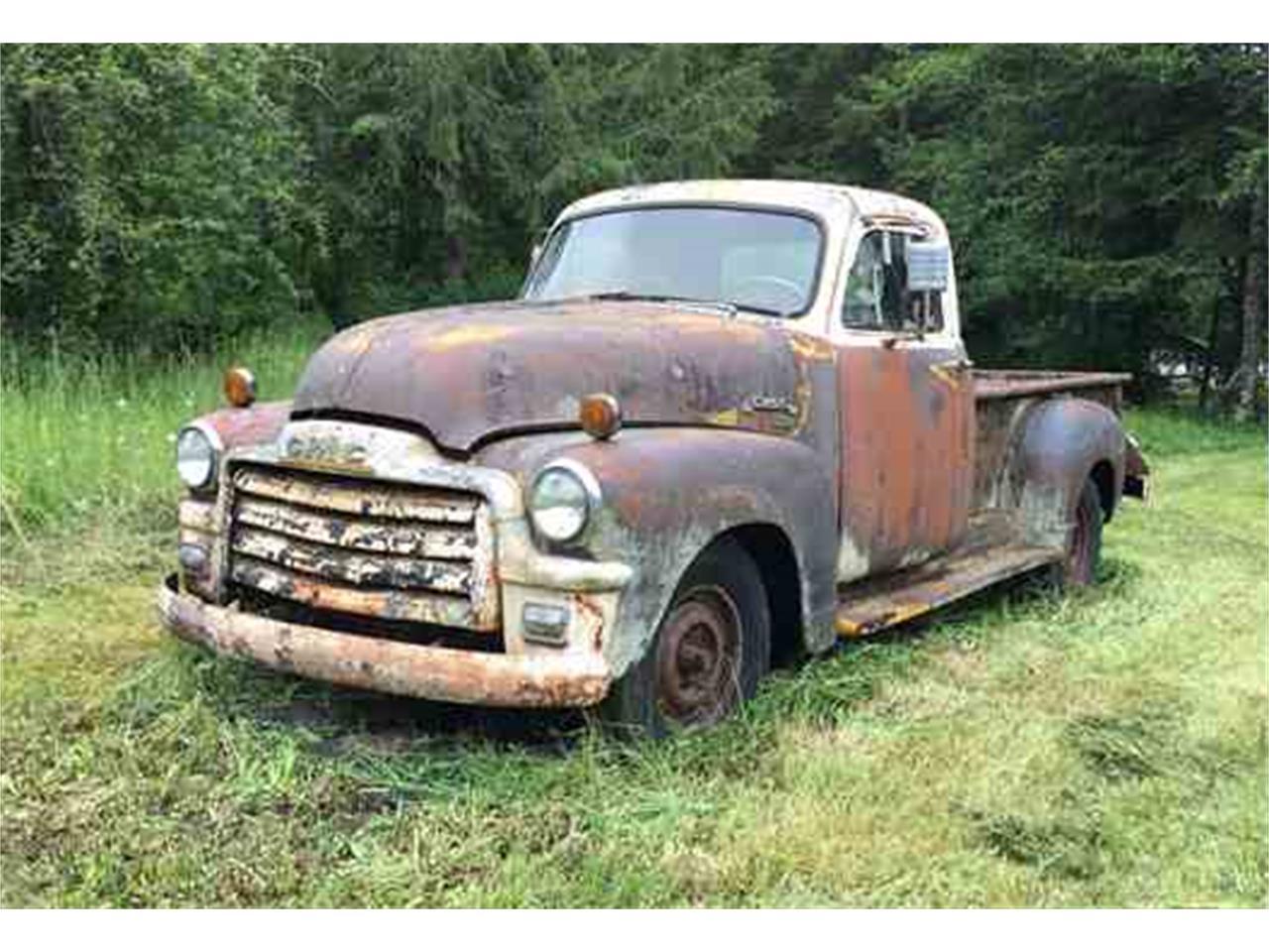 Cancelling Car Insurance >> 1954 GMC Truck for Sale | ClassicCars.com | CC-968187