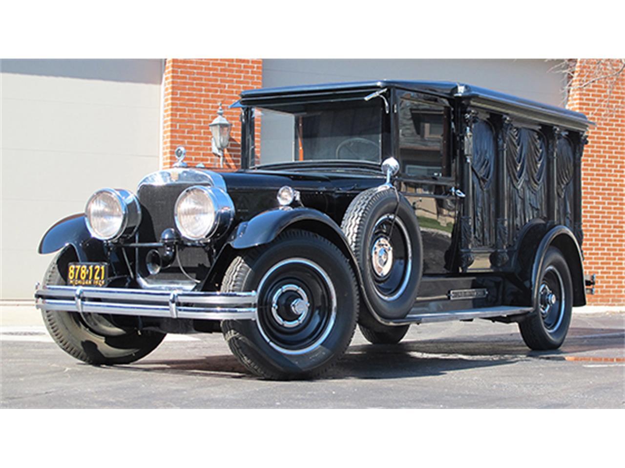 1929 cunningham v 8 33286 hearse for sale cc 968216. Black Bedroom Furniture Sets. Home Design Ideas