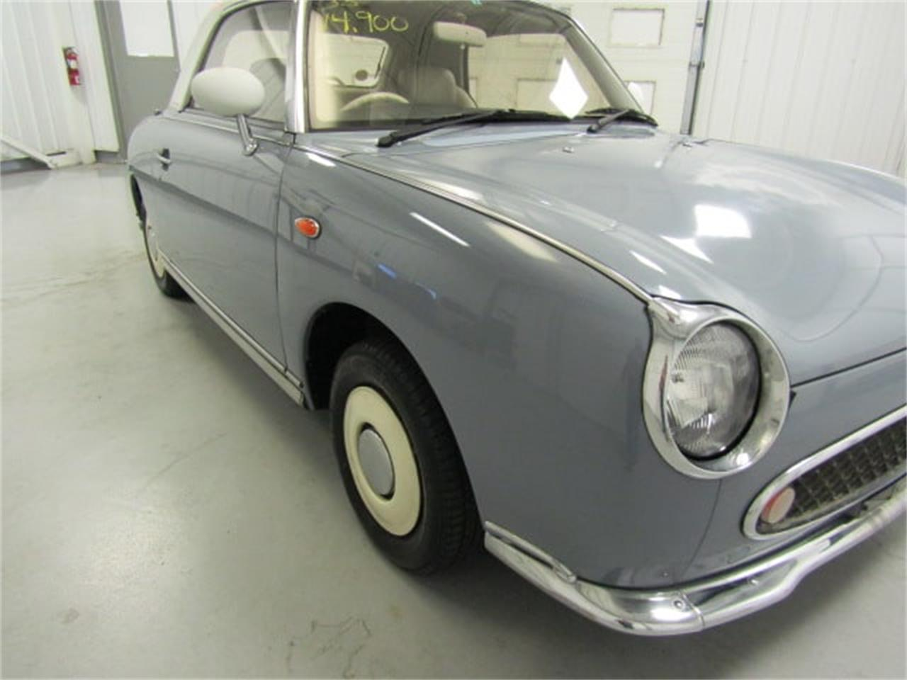 Large Picture of '91 Figaro - KR4N
