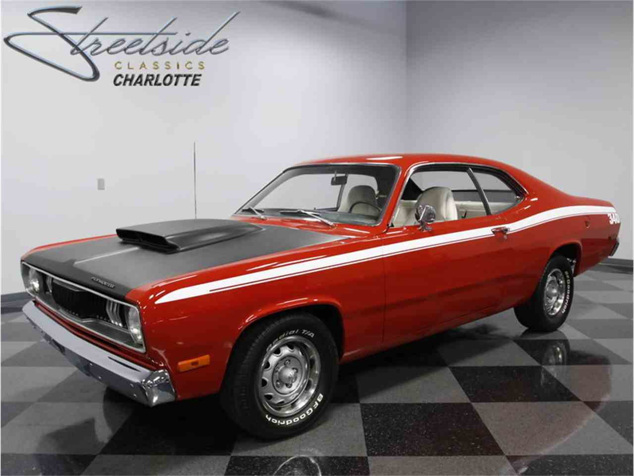 1972 plymouth duster for sale cc 968323. Black Bedroom Furniture Sets. Home Design Ideas