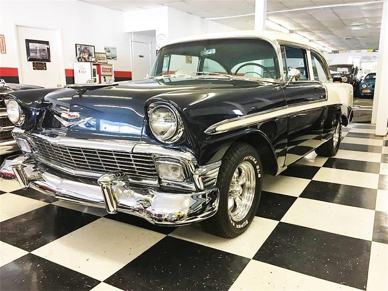 Large Picture of '56 Bel Air - KR77