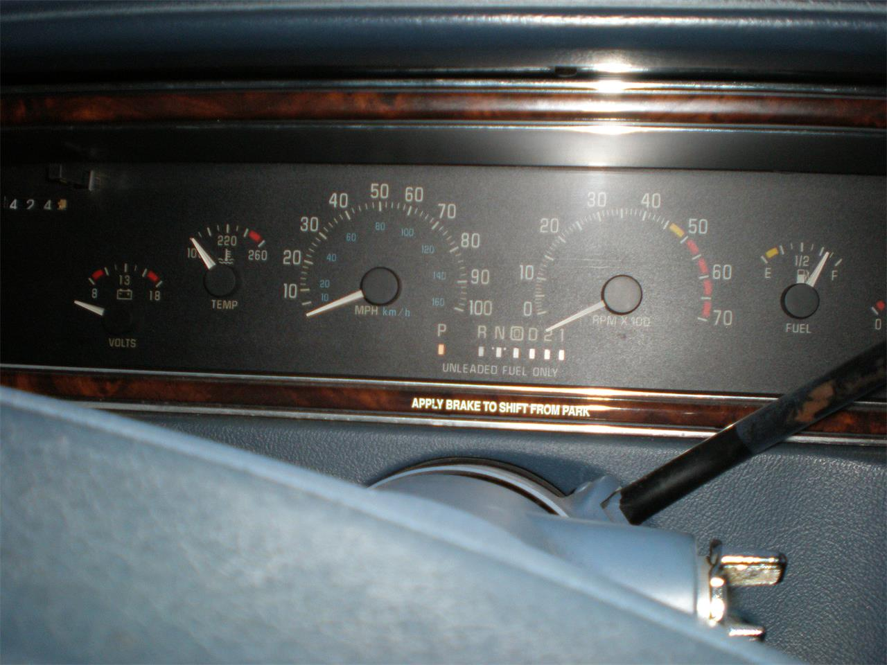 Large Picture of '92 Roadmaster - KR7S