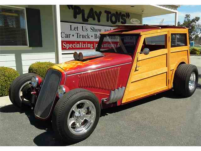 Picture of '33 Woody Wagon - KR8R