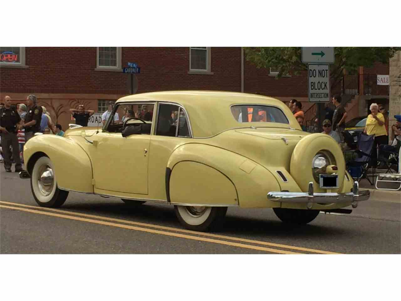1941 Lincoln Continental for Sale | ClicCars.com | CC-968434