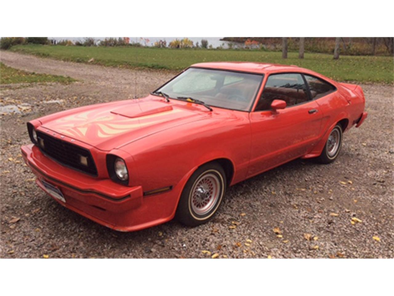 1978 Mustang King Cobra For Sale