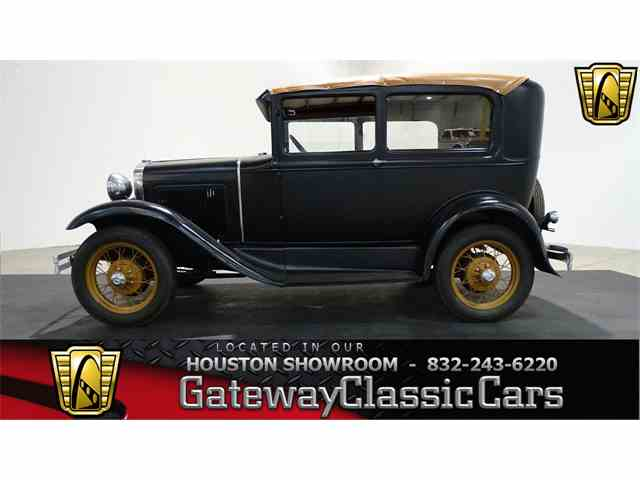 Picture of '31 Model A - KRAH