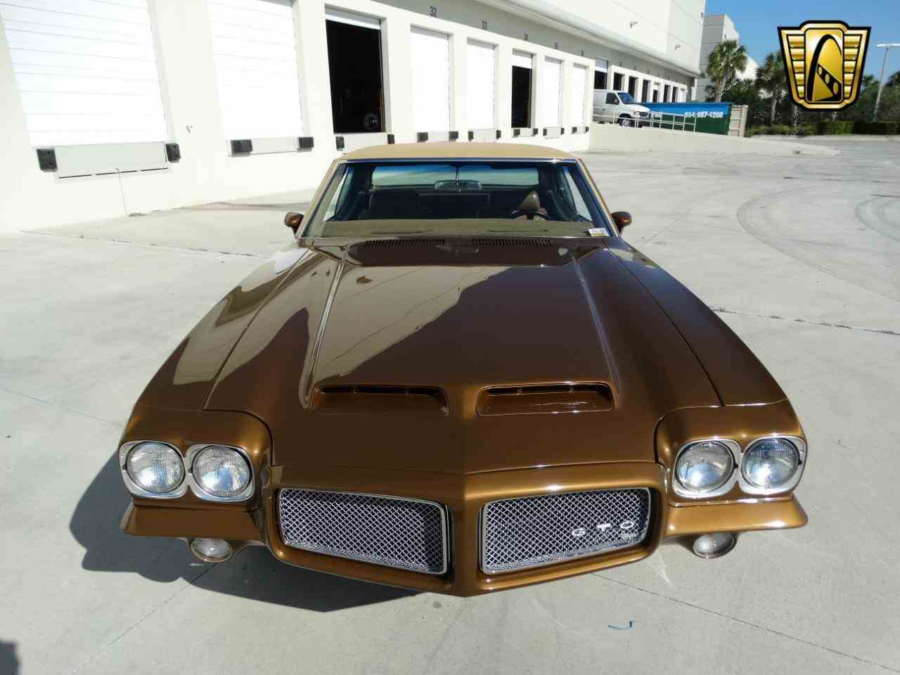 Large Picture of '71 GTO - KRAP