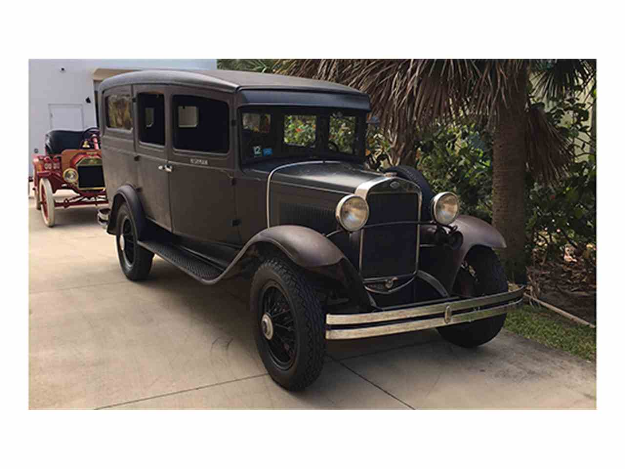 1931 Ford Model A Funeral Coach for Sale | ClassicCars.com | CC-968514