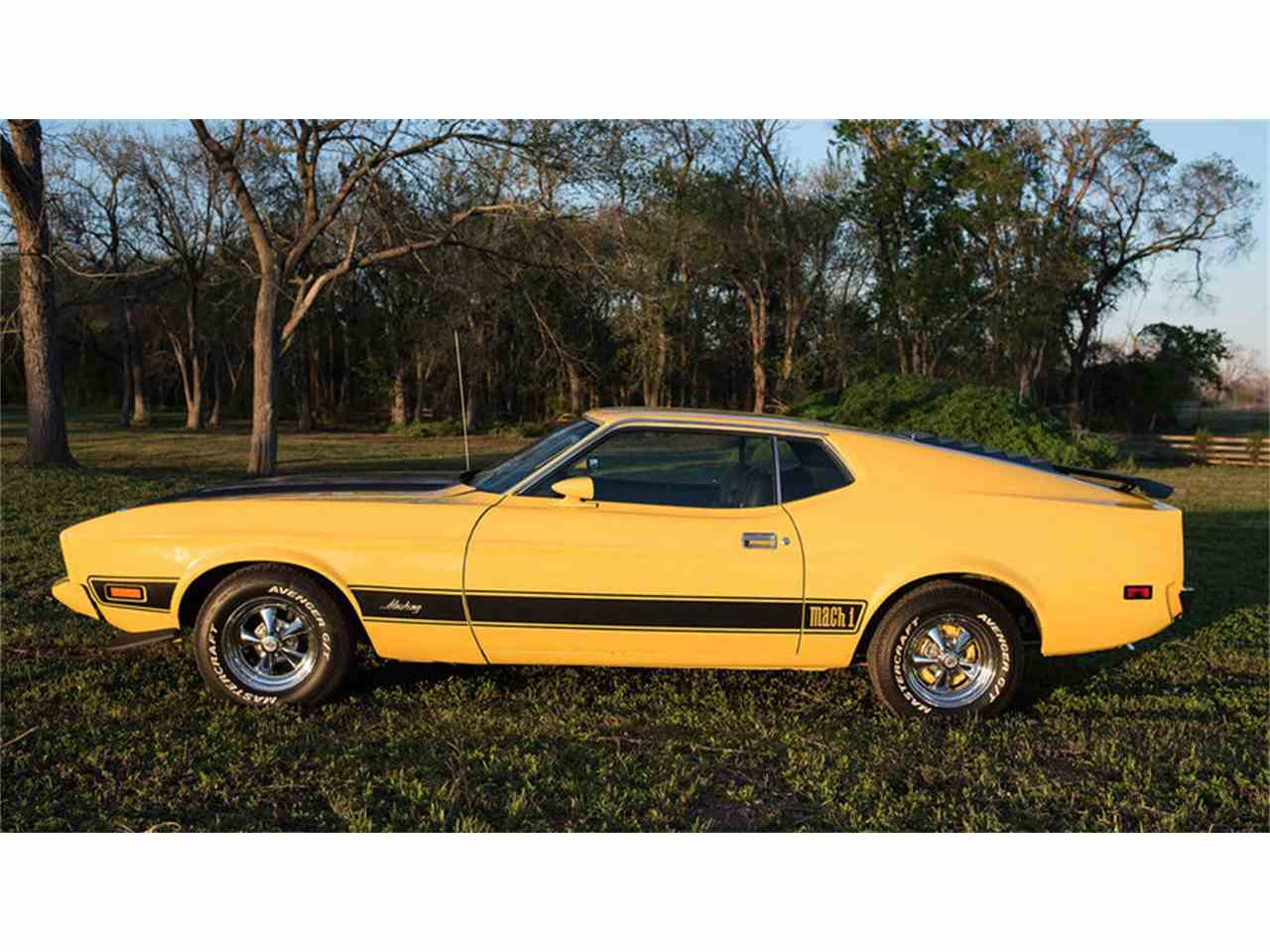 1973 Ford Mustang Mach 1 for Sale | ClassicCars.com | CC-968517