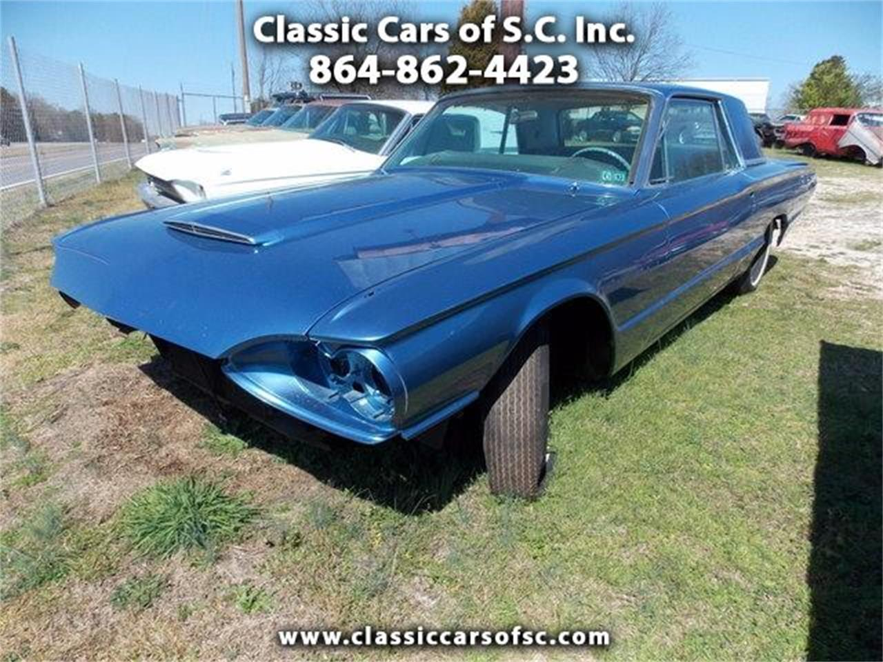 Large Picture of '64 Thunderbird Offered by Classic Cars of South Carolina - KRD2