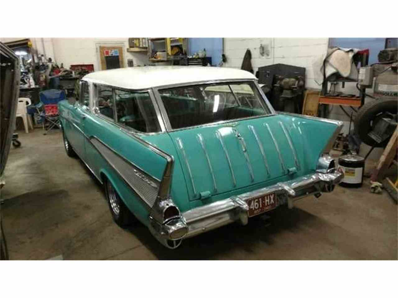 Large Picture of '57 Nomad - KRD8