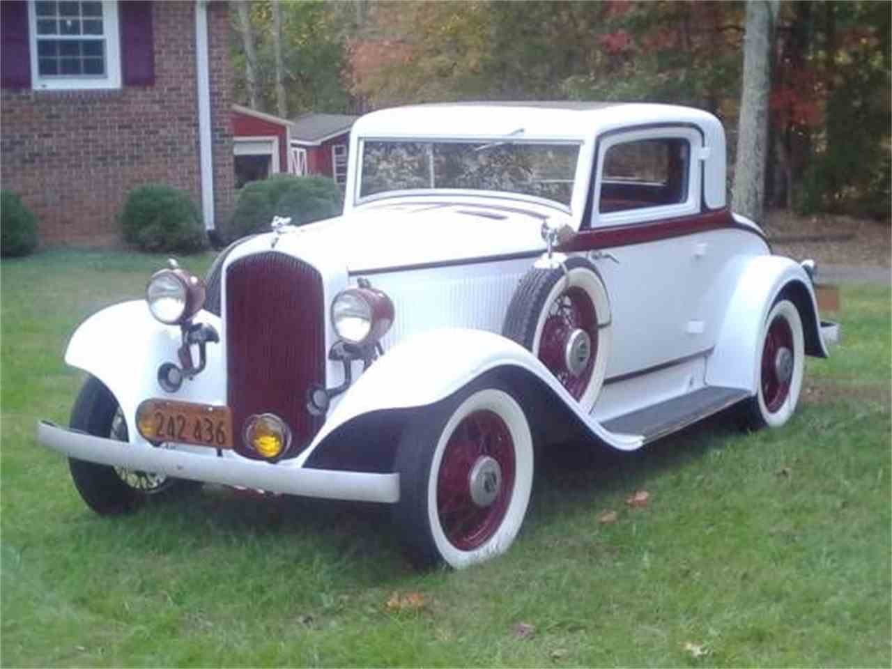 1932 Plymouth Coupe for Sale | ClassicCars.com | CC-968593