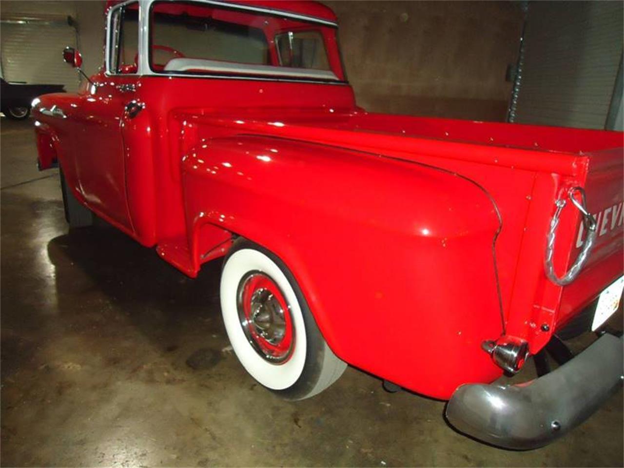 Cars For Sale Savannah Ga: 1958 Chevrolet Apache For Sale