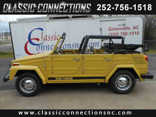 Picture of 1973 Volkswagen Thing located in North Carolina - $16,999.00 Offered by  - KREF