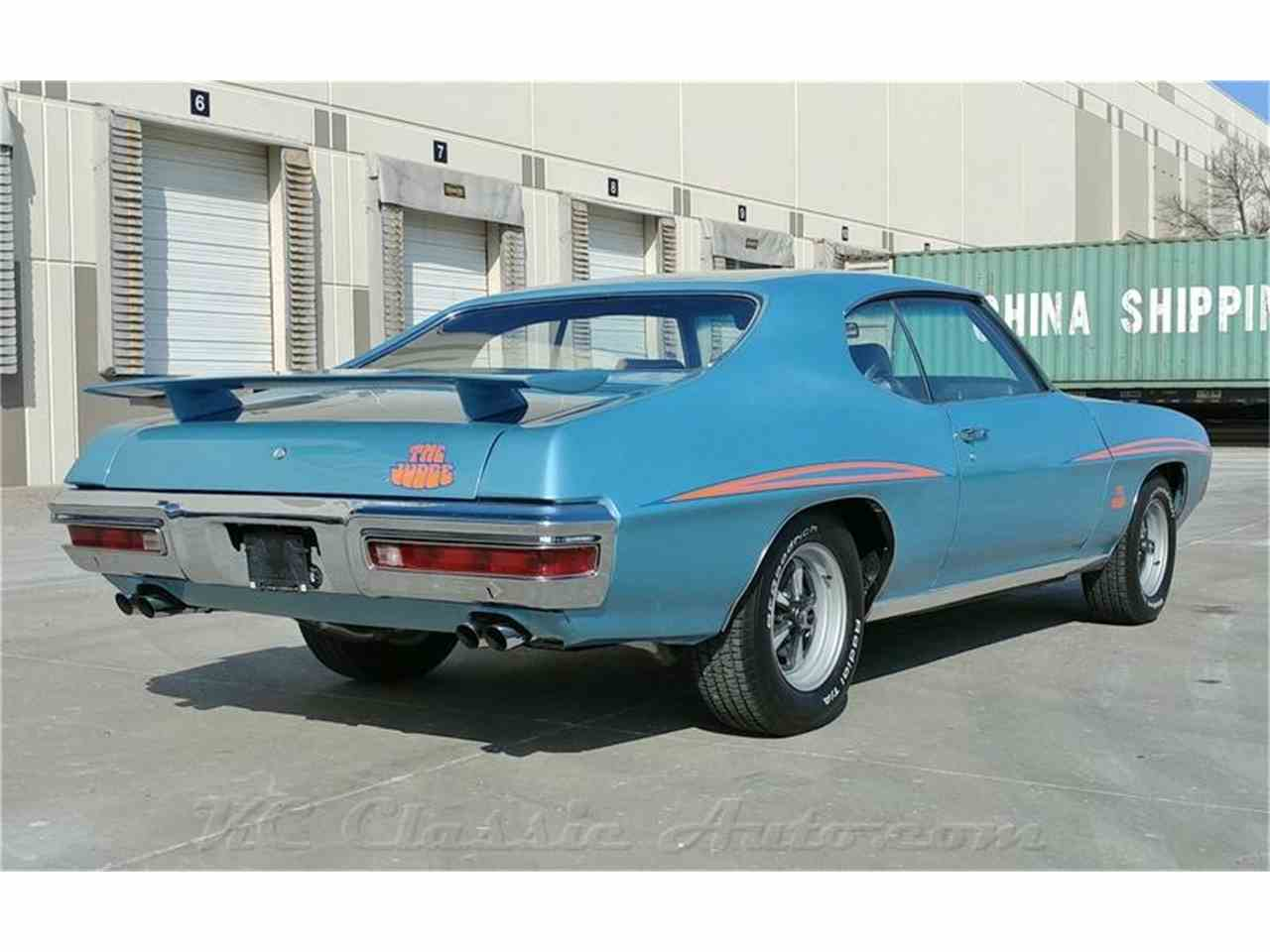 Large Picture of '70 GTO - KRFA