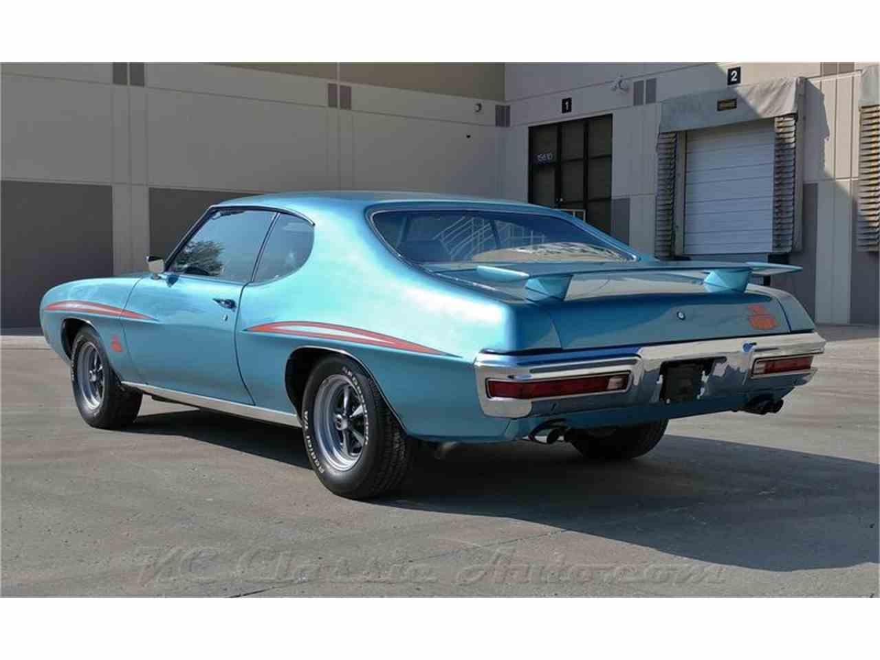 1970 Pontiac GTO for Sale   ClassicCars.com   CC-968662