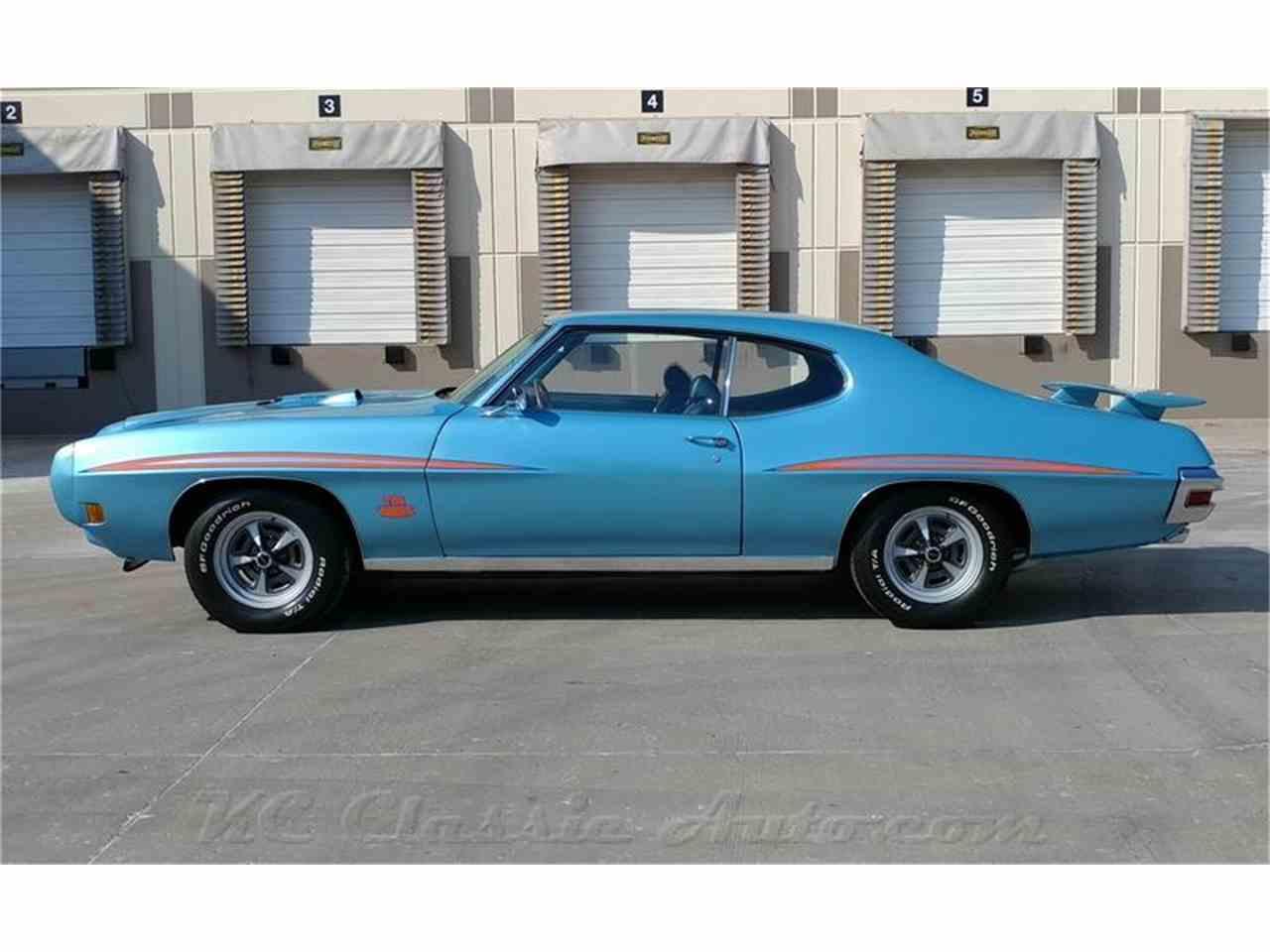 1970 Pontiac GTO for Sale | ClassicCars.com | CC-968662