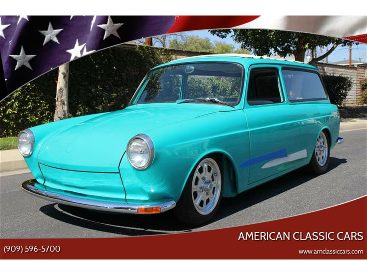 Large Picture of 1966 Volkswagen Type 3 located in La Verne California - KRFL