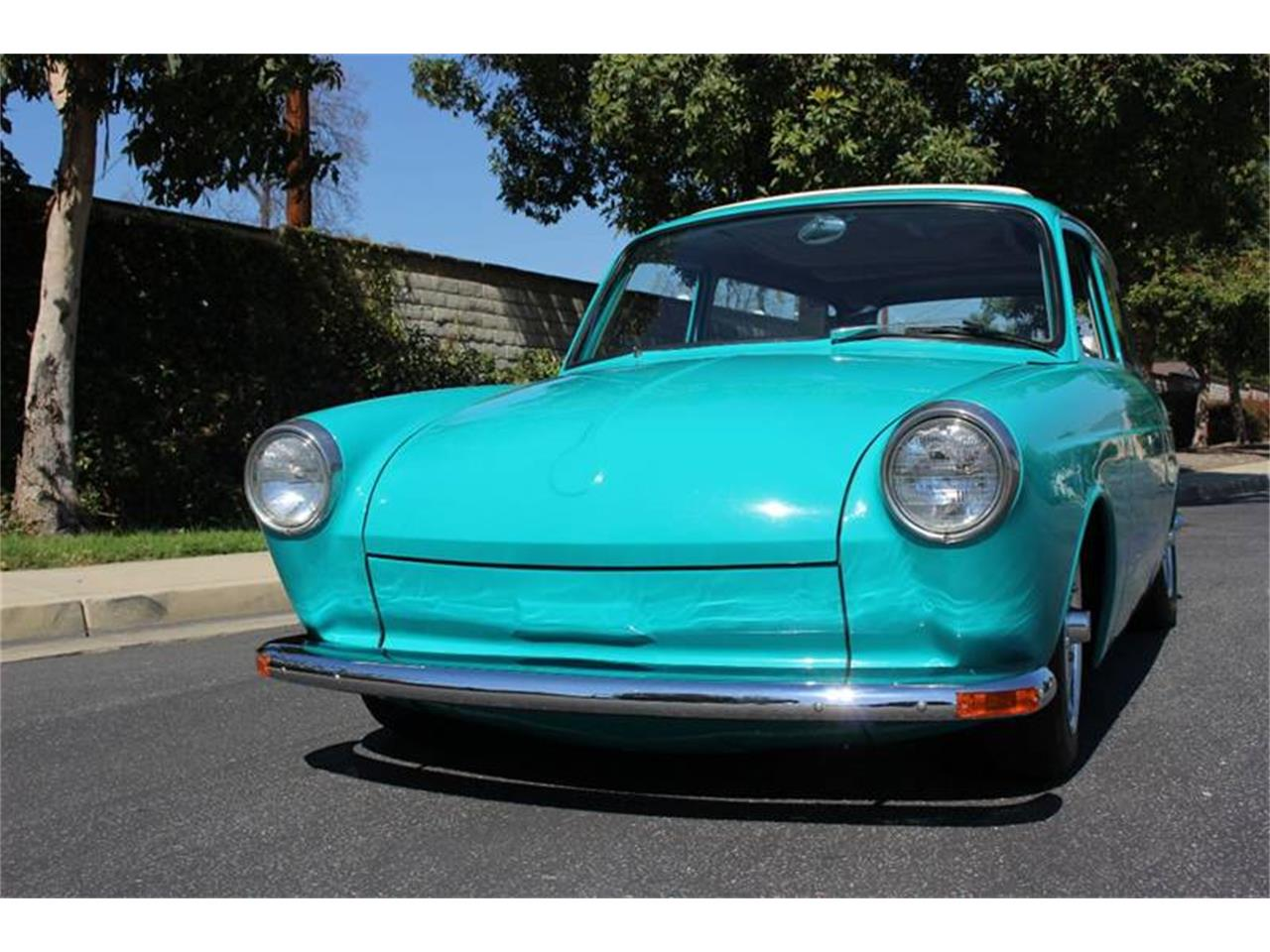 Large Picture of Classic '66 Volkswagen Type 3 located in La Verne California Offered by American Classic Cars - KRFL