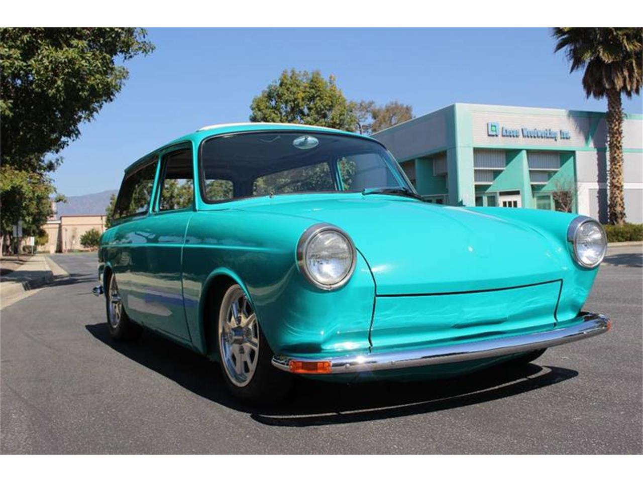 Large Picture of Classic '66 Volkswagen Type 3 - $18,900.00 Offered by American Classic Cars - KRFL