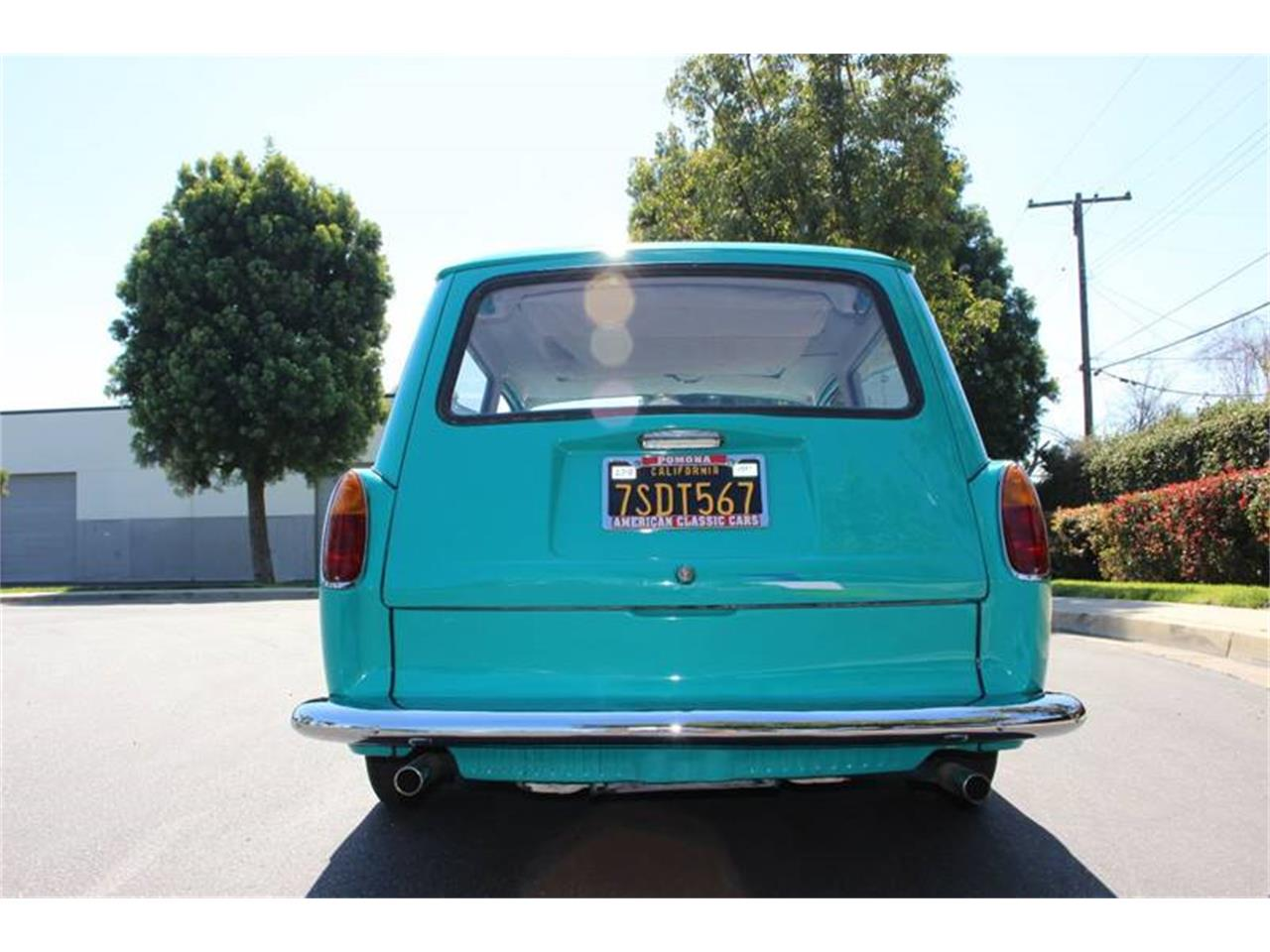 Large Picture of Classic 1966 Volkswagen Type 3 located in California - $18,900.00 Offered by American Classic Cars - KRFL