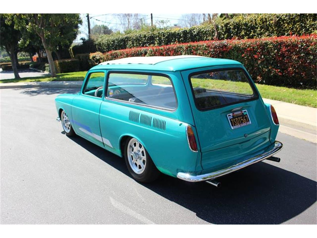 Large Picture of '66 Volkswagen Type 3 located in La Verne California - $18,900.00 Offered by American Classic Cars - KRFL