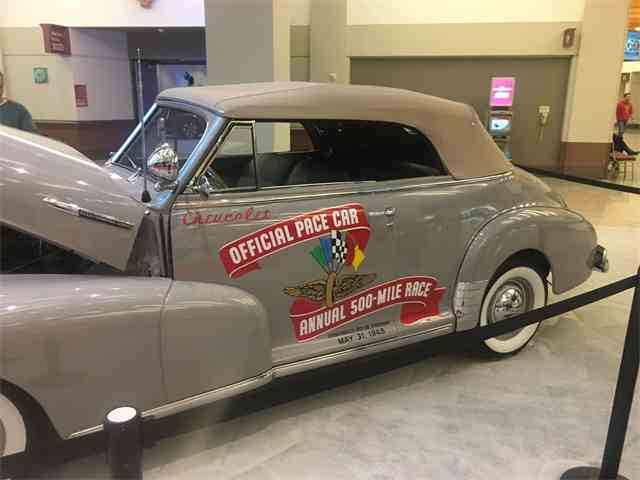 Picture of '48 CONVERTIBLE  FIRST INDY PACE CAR - KRFR