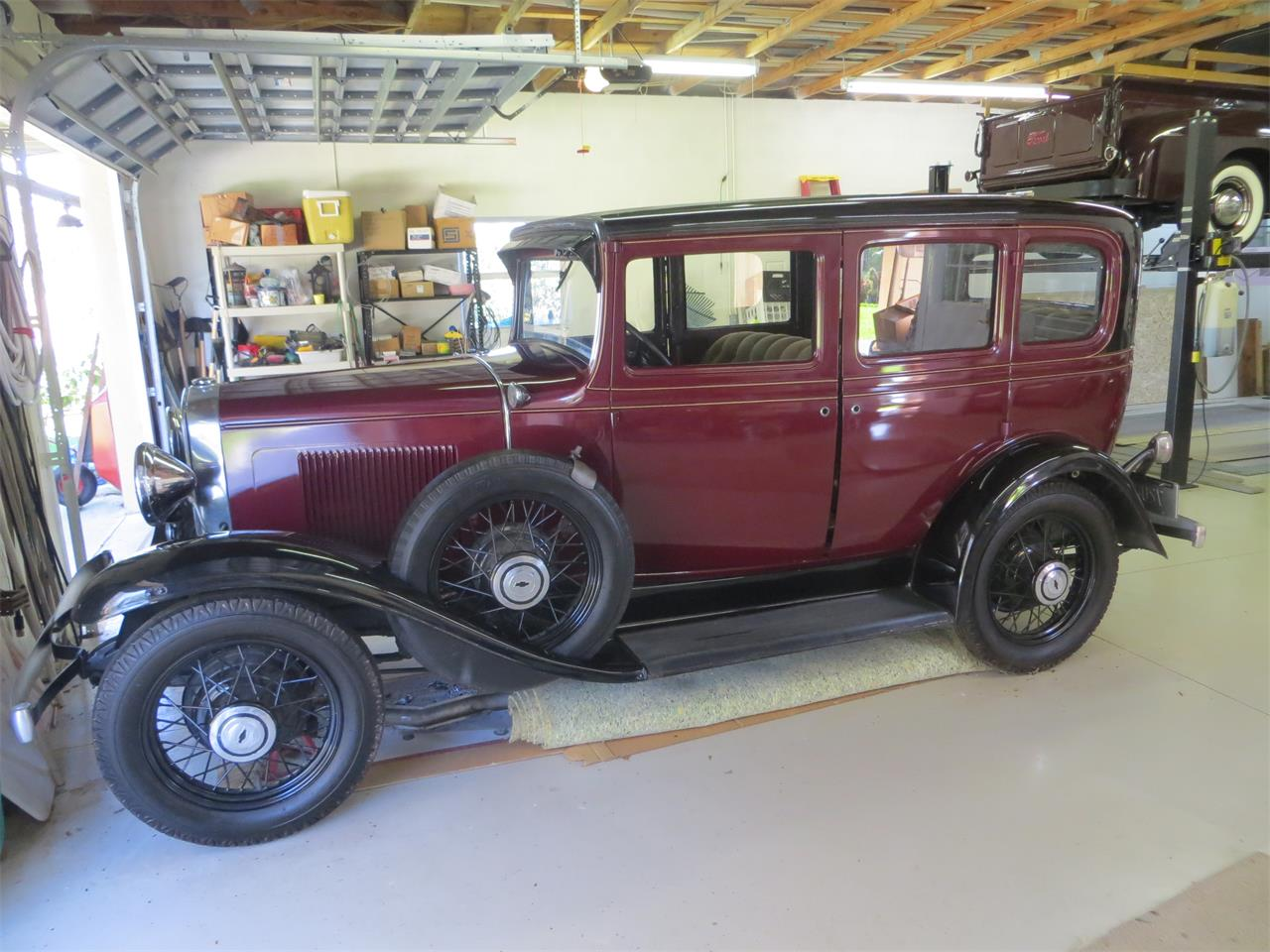 Large Picture of '31 Chevrolet Independence located in Florida - KKT4