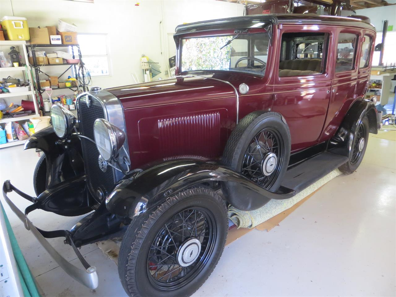 Large Picture of 1931 Chevrolet Independence located in Lake Placid Florida Offered by a Private Seller - KKT4