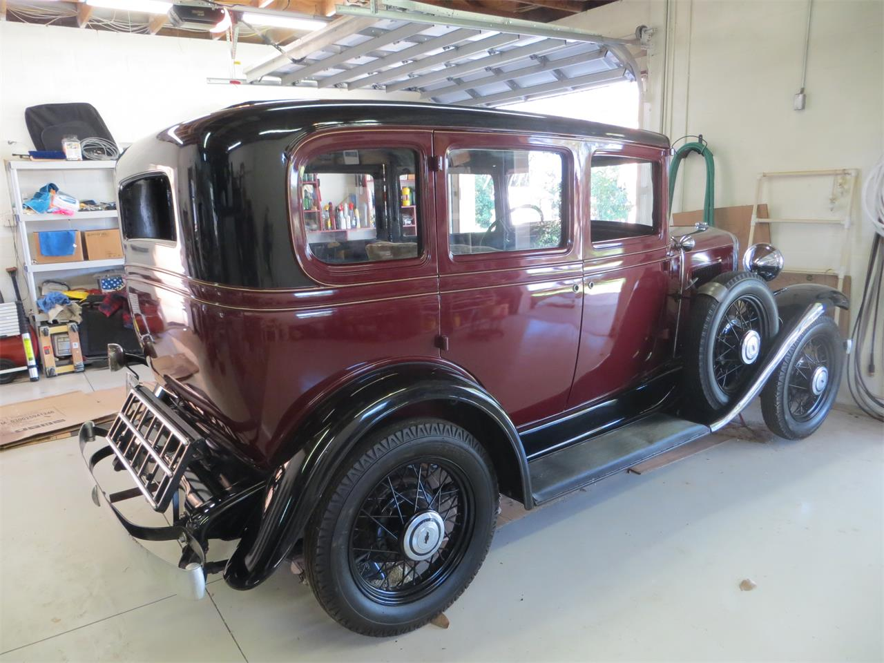 Large Picture of '31 Chevrolet Independence - $13,900.00 - KKT4