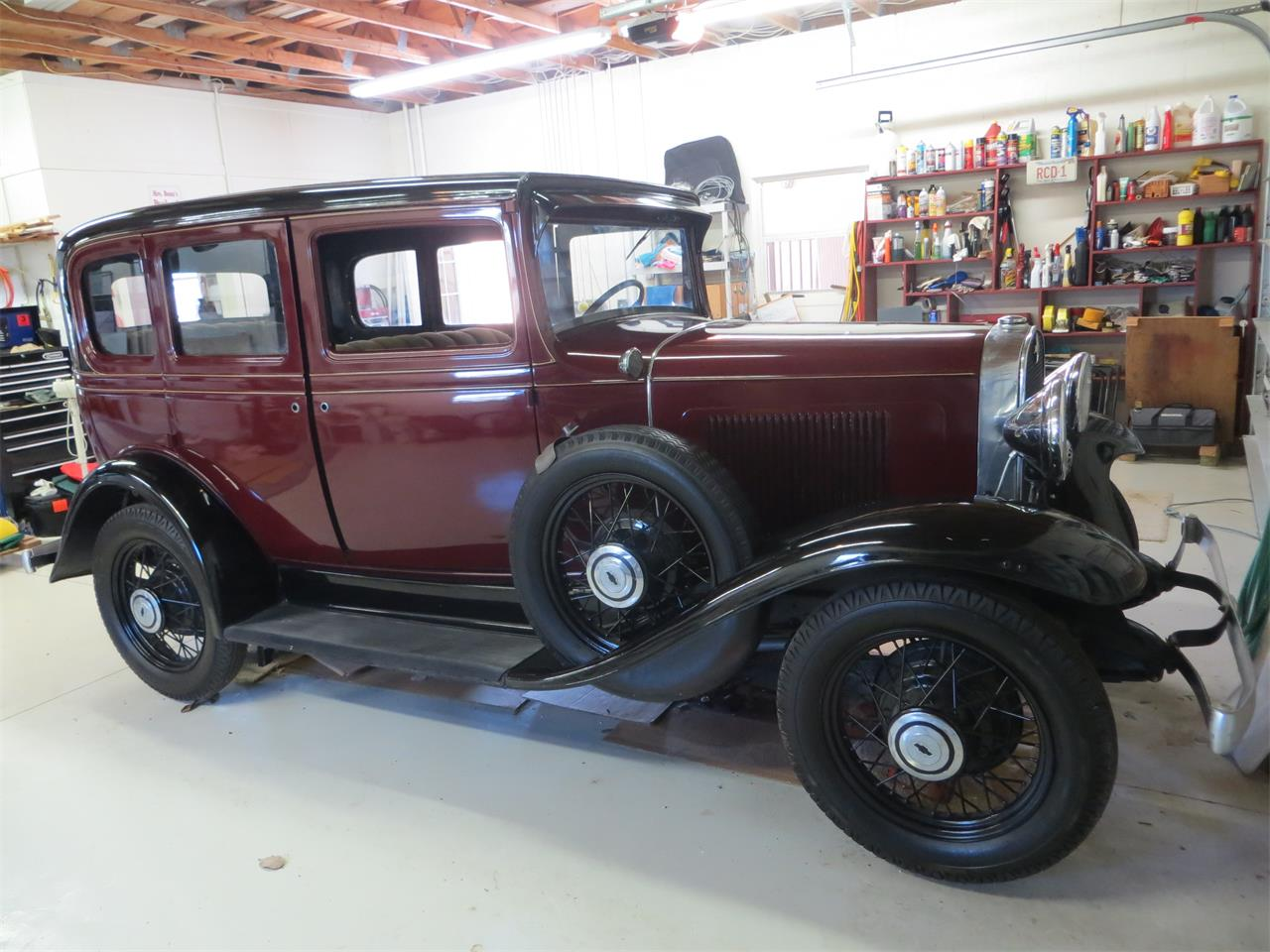 Large Picture of 1931 Chevrolet Independence Offered by a Private Seller - KKT4