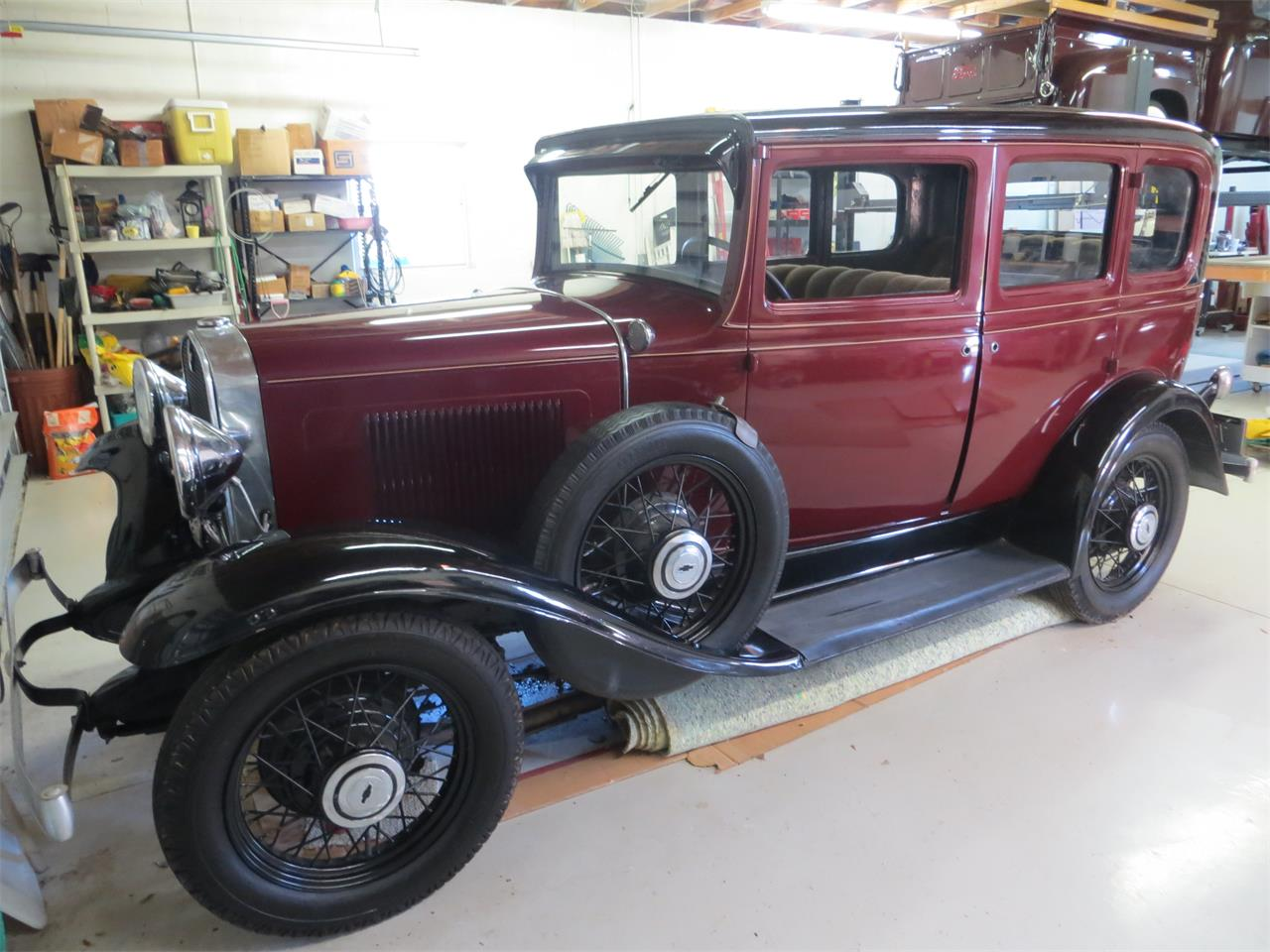 Large Picture of '31 Chevrolet Independence located in Lake Placid Florida - $13,900.00 Offered by a Private Seller - KKT4