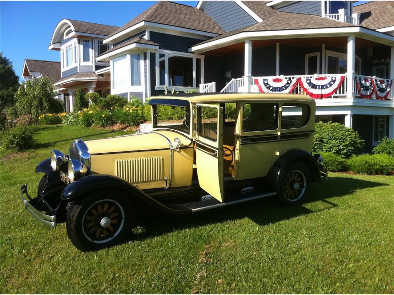 For Sale: 1930 REO Flying Cloud in Boyne City, Michigan