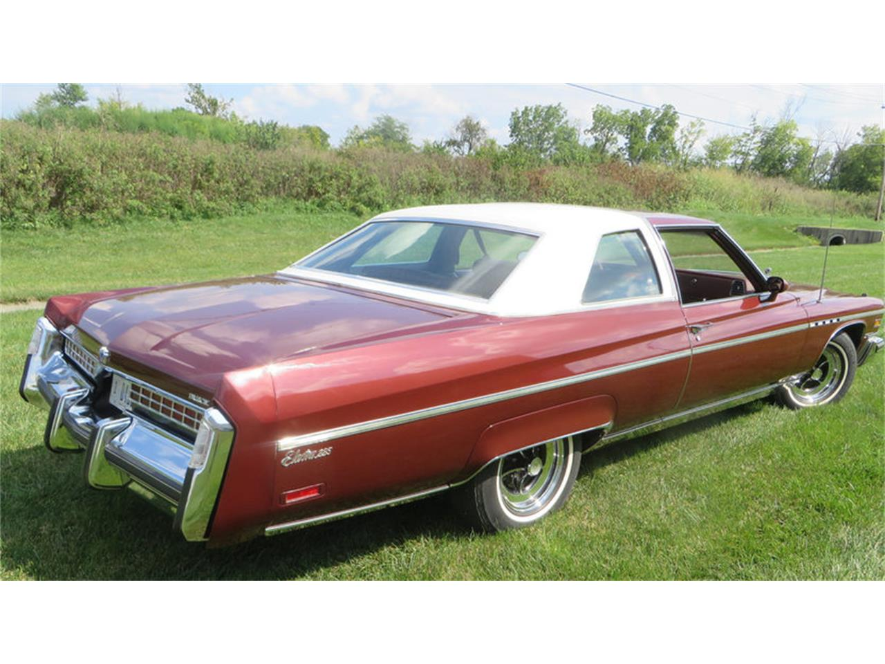 1976 Buick Electra 225 For Sale Cc 968968 1955 Convertible Large Picture Of 76 Krns