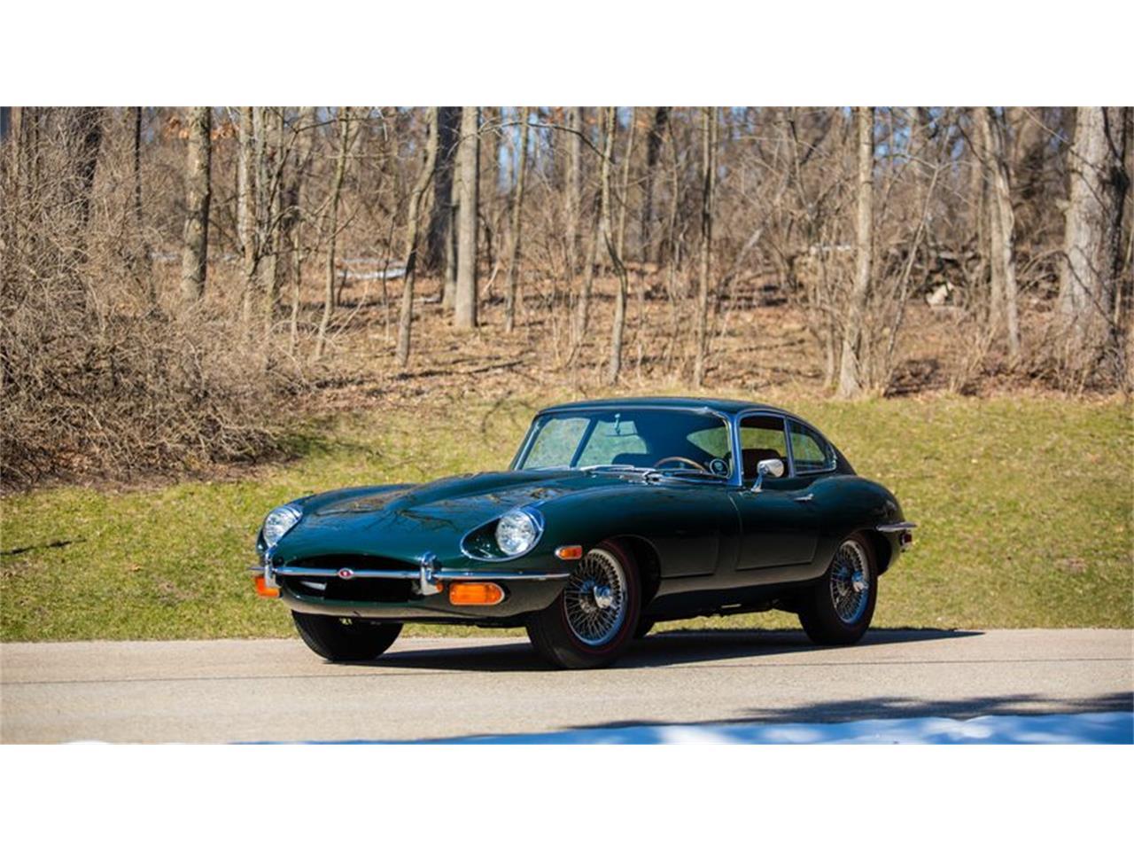 1970 Jaguar E