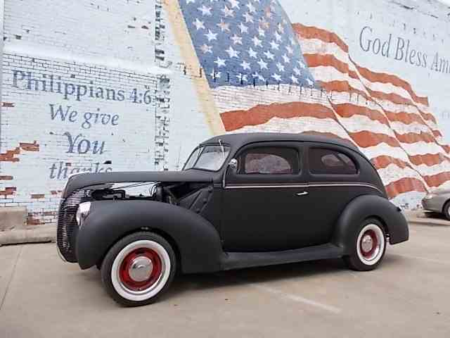 Picture of Classic 1939 Ford 2-Dr Sedan located in Oklahoma Offered by  - KS07