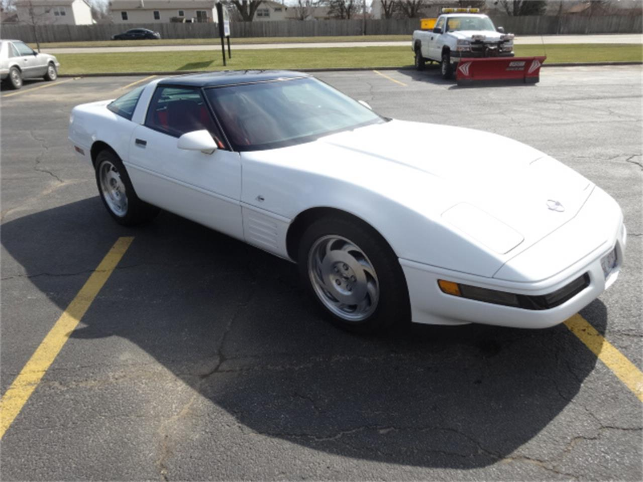 Large Picture of '93 Corvette - KS08