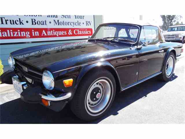 Picture of '76 TR6 - KS0I