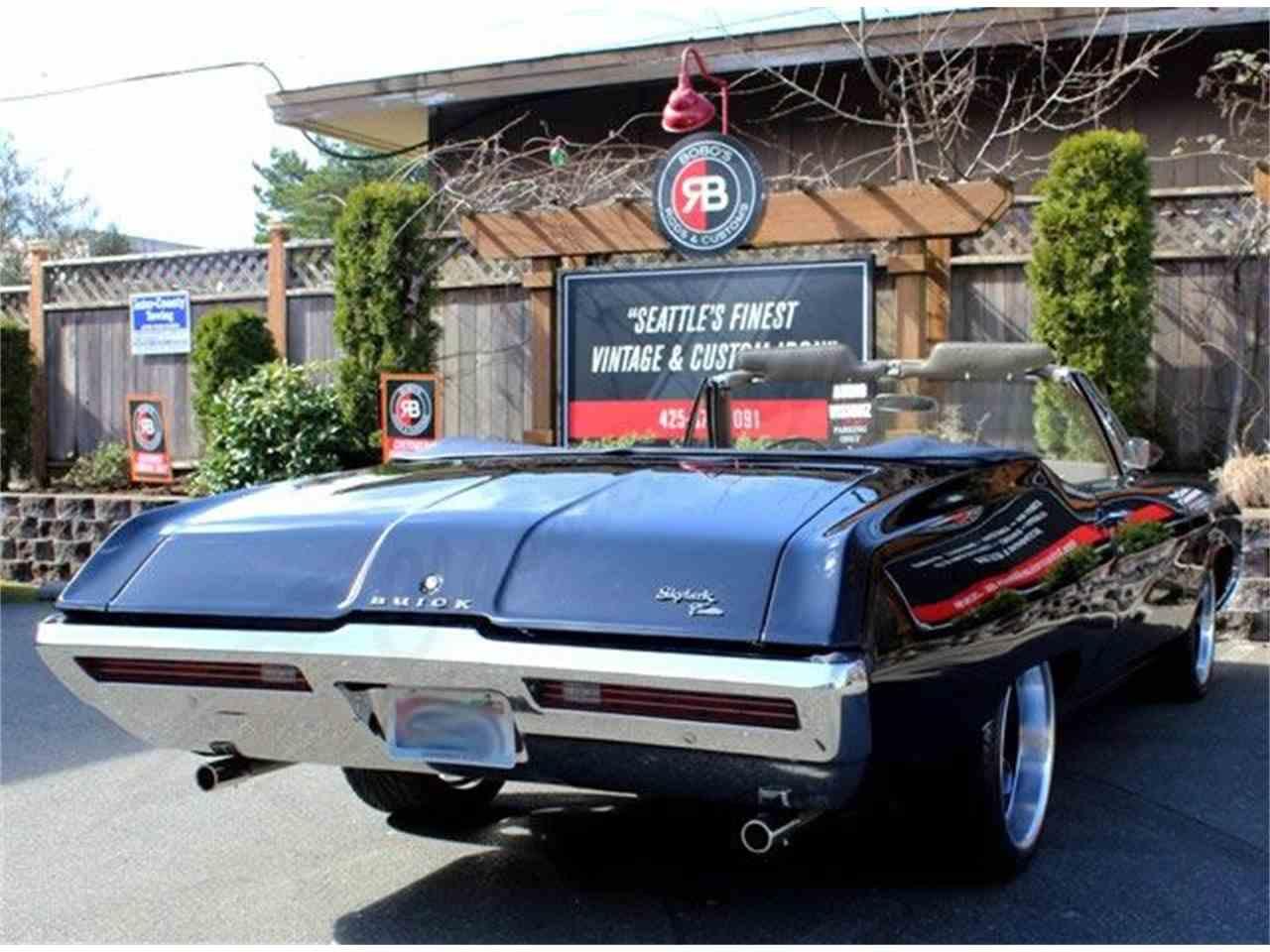 1968 buick skylark for sale cc 969547. Black Bedroom Furniture Sets. Home Design Ideas