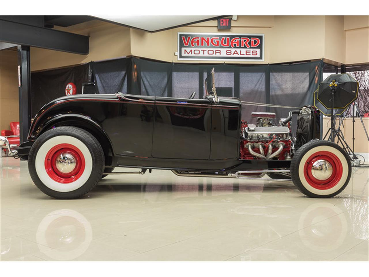 32 Highboy Ford 5 0 Engine Diagram Wiring Sample 1930 Model A 1932 Roadster Street Rod For Sale Classiccars Com Cc 969550