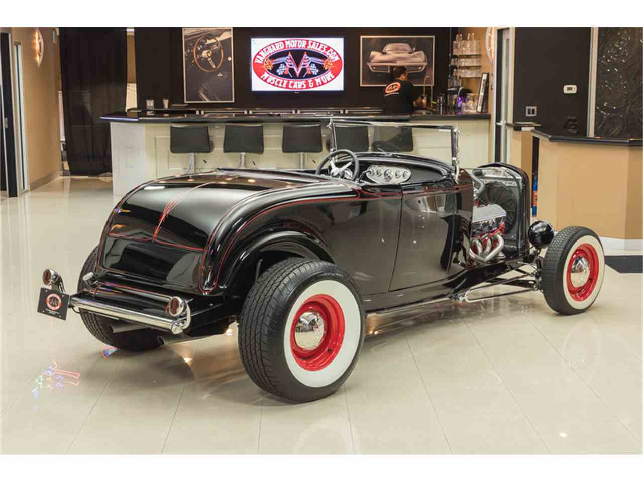 1932 Ford Roadster Street Rod for Sale   ClassicCars.com   CC-969550