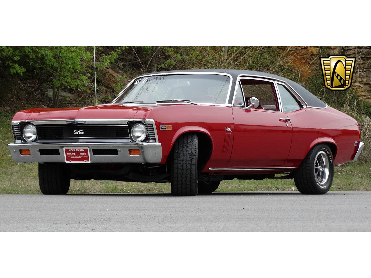 Large Picture of '69 Nova - $65,000.00 Offered by Gateway Classic Cars - Nashville - KS6G