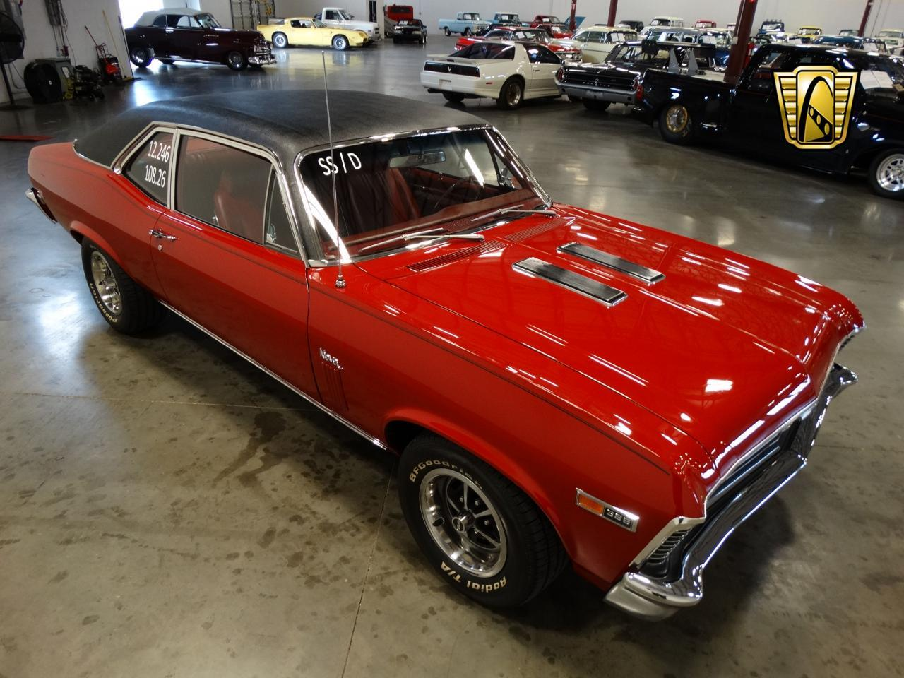Large Picture of '69 Nova located in La Vergne Tennessee - $65,000.00 Offered by Gateway Classic Cars - Nashville - KS6G