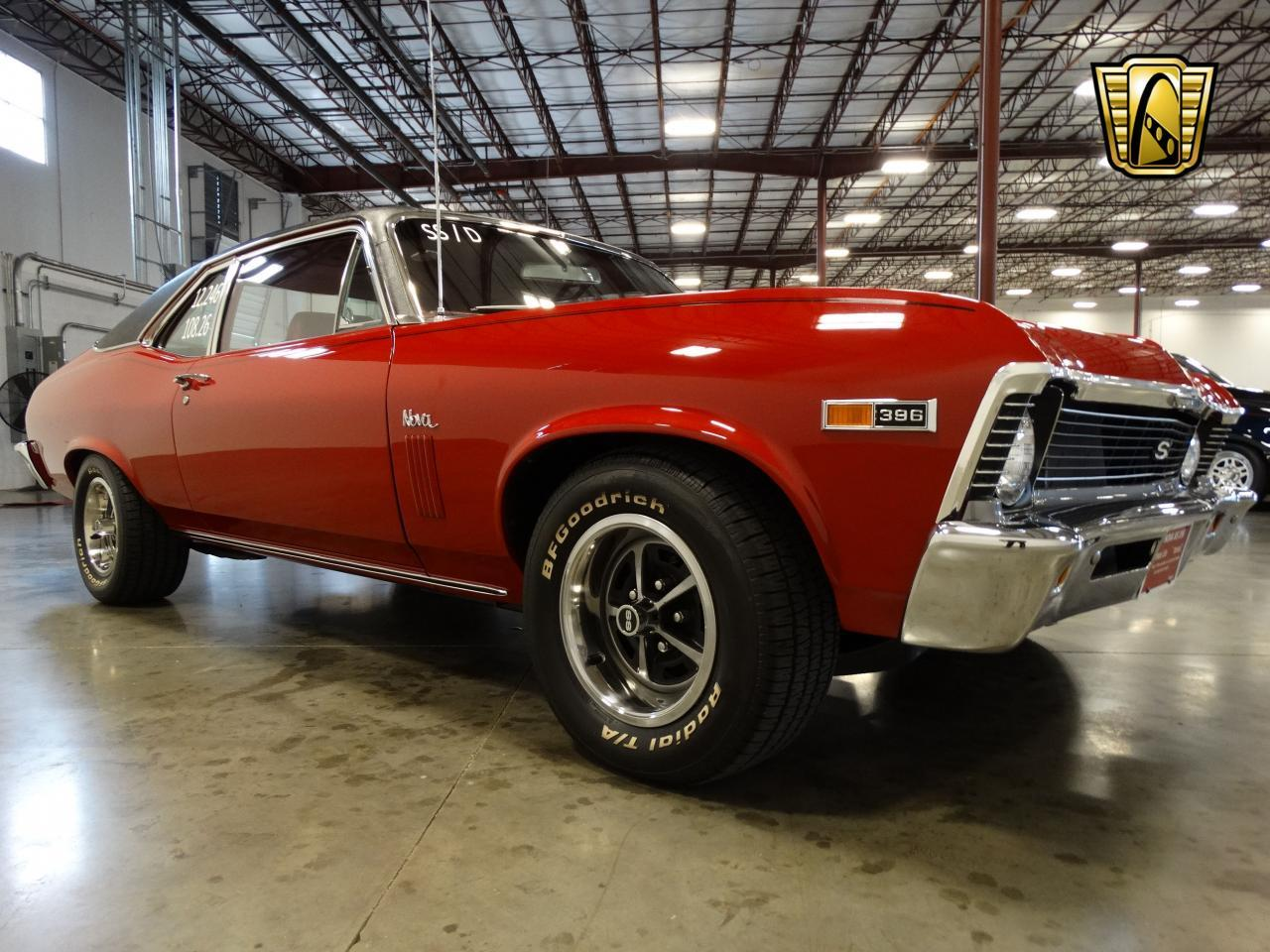 Large Picture of 1969 Nova located in La Vergne Tennessee - $65,000.00 Offered by Gateway Classic Cars - Nashville - KS6G