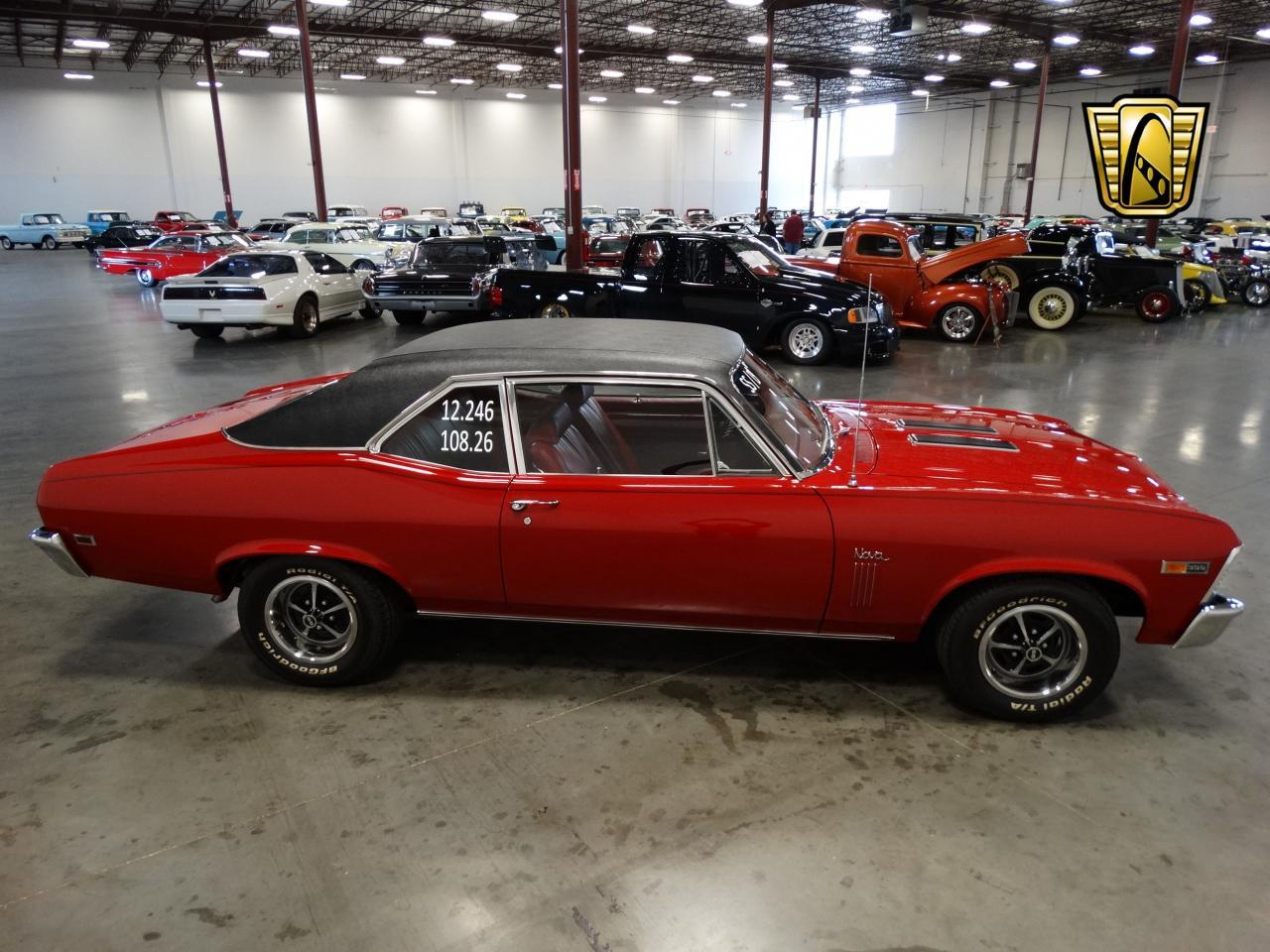 Large Picture of Classic 1969 Chevrolet Nova - $65,000.00 Offered by Gateway Classic Cars - Nashville - KS6G